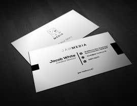 nº 64 pour Design me a buisness card par MohammadAla