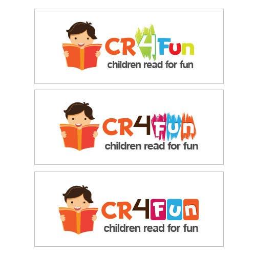 Конкурсная заявка №77 для Logo Design for Children Read For Fun