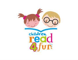 nº 27 pour Logo Design for Children Read For Fun par adelaidejesus