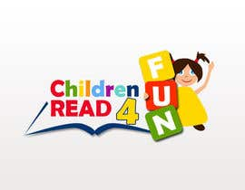 nº 59 pour Logo Design for Children Read For Fun par alexandracol