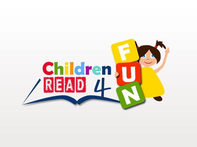 Kilpailutyö #100 kilpailussa Logo Design for Children Read For Fun