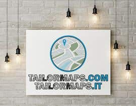 #27 for Name and Logo for startup on production of maps to be printed on T-shirts, mugs, cases.... af DarkEyePhoto