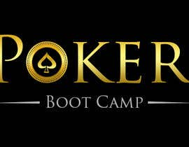 Nro 53 kilpailuun Logo Design - Poker Boot Camp käyttäjältä brsherkhan