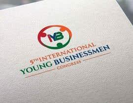 nº 64 pour Logo design for International Young Businessmen Congress par dreamer509