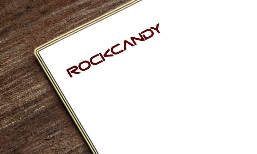 Penyertaan Peraduan #1860 untuk Rock Candy Logo and Brand Identity