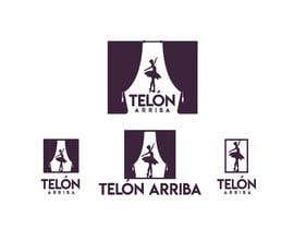 #82 untuk Logo para Telón Arriba oleh eleanatoro22