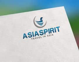 #49 for Design logo for ASIASPIRIT af arjuahamed1995