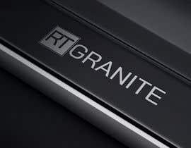 nº 132 pour Logo for Granite Countertops Company par rushdamoni