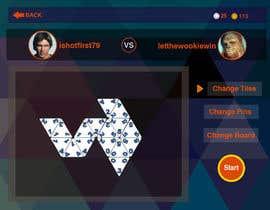 #72 for UI Design for a mobile game af scaffrey