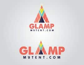 #95 for Make a logo for Glampmytent.com by deepaksharma834