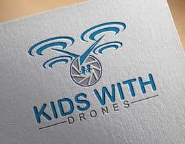 #22 Kids With Drones Logo Design részére issue01 által