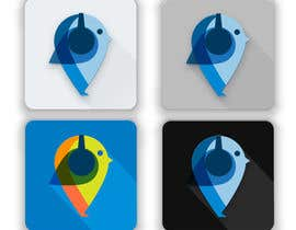 #512 for Material Icon for app: audio guide + map af nonno88