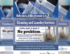 #13 for Create a Flyer - Dry Cleaning by AkterGraphics