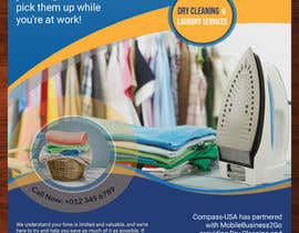 #34 for Create a Flyer - Dry Cleaning by AKAzad007