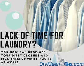 #16 for Create a Flyer - Dry Cleaning by PuteriMarini