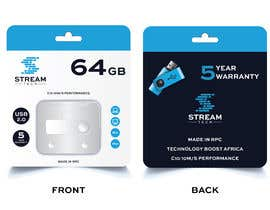 #13 for Package Design For Flash Drive and Memory Card af parulgupta549