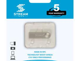 #17 for Package Design For Flash Drive and Memory Card af Manik012