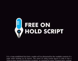 #47 untuk Very Quick Logo Design For 'Free On Hold Script' oleh munnakhalidhasan