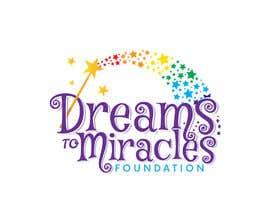 #341 untuk Logo - Dreams To Miracles Foundation oleh nouragaber