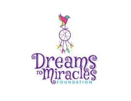 #342 untuk Logo - Dreams To Miracles Foundation oleh nouragaber