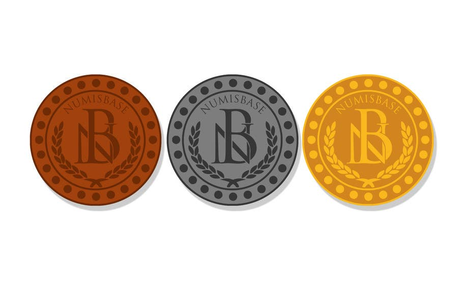 Coin logo design - Satoshi bitcoin wallet address