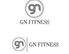 """#166 , I need a logo designed for my new clothing brand , the name will be """"GN fit"""" its a fitness clothing for men and women 来自 thedesigngram"""