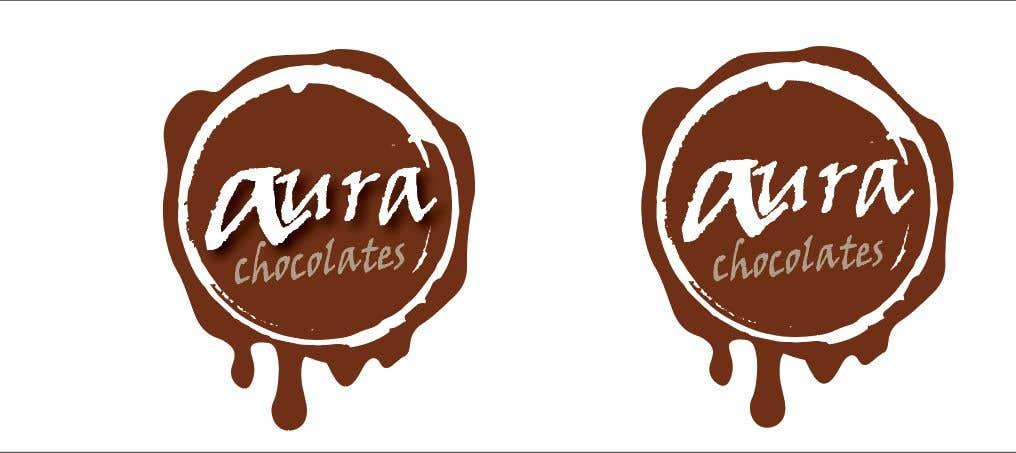 Конкурсная заявка №35 для Design a Logo & packaging for chocolate brand