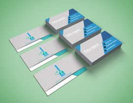 #252 for Design Creative Business Cards for an Education Company af SajeebRohani