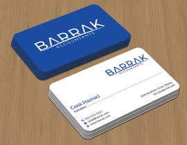 nº 132 pour Business Logo and Card par monjurul9