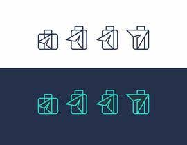nº 122 pour Logo-Icon design par kavadelo