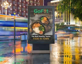 #32 untuk Poster design for Healthy meal Prep called 'GoFiit Nutrition' £10 per poster between 2-5 required maybe more oleh asma467
