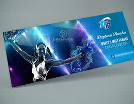 Nro 10 kilpailuun Facebook Cover and Profile Design käyttäjältä dreamwebdesign99
