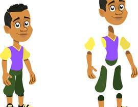 Číslo 18 pro uživatele 2d Cartoon Character design od uživatele Thabsheeribz