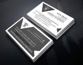 Nro 151 kilpailuun Design some Business Cards käyttäjältä hmabdulaziz8