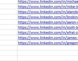 #16 para Find social profiles of 10 individuals por umairsaleem961