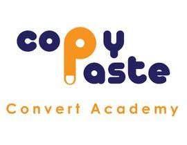 #21 para Create Logo For Copy Paste Convert Academy de Alaamohamed2008
