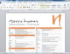 #24 untuk Convert PDF to Word doc so I can customise wording oleh bilalsafdar666