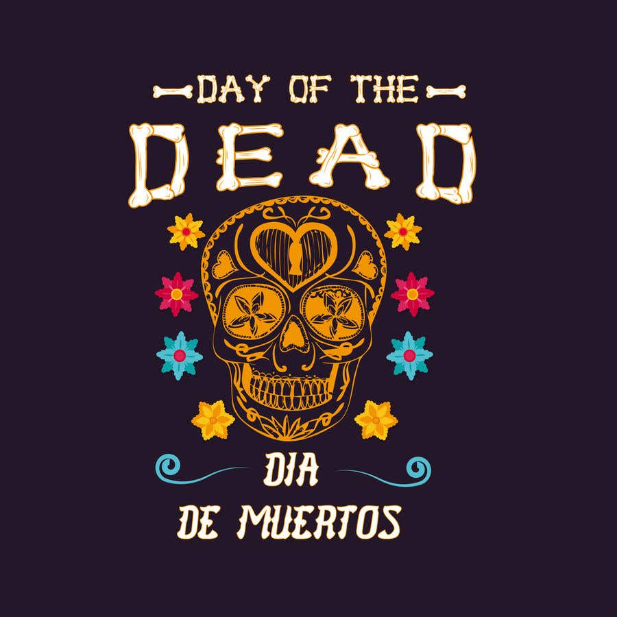 Proposition n°86 du concours Day of the Dead Logo Contest