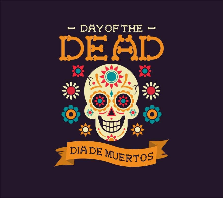 Proposition n°63 du concours Day of the Dead Logo Contest