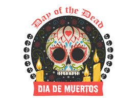 nº 46 pour Day of the Dead Logo Contest par drima16
