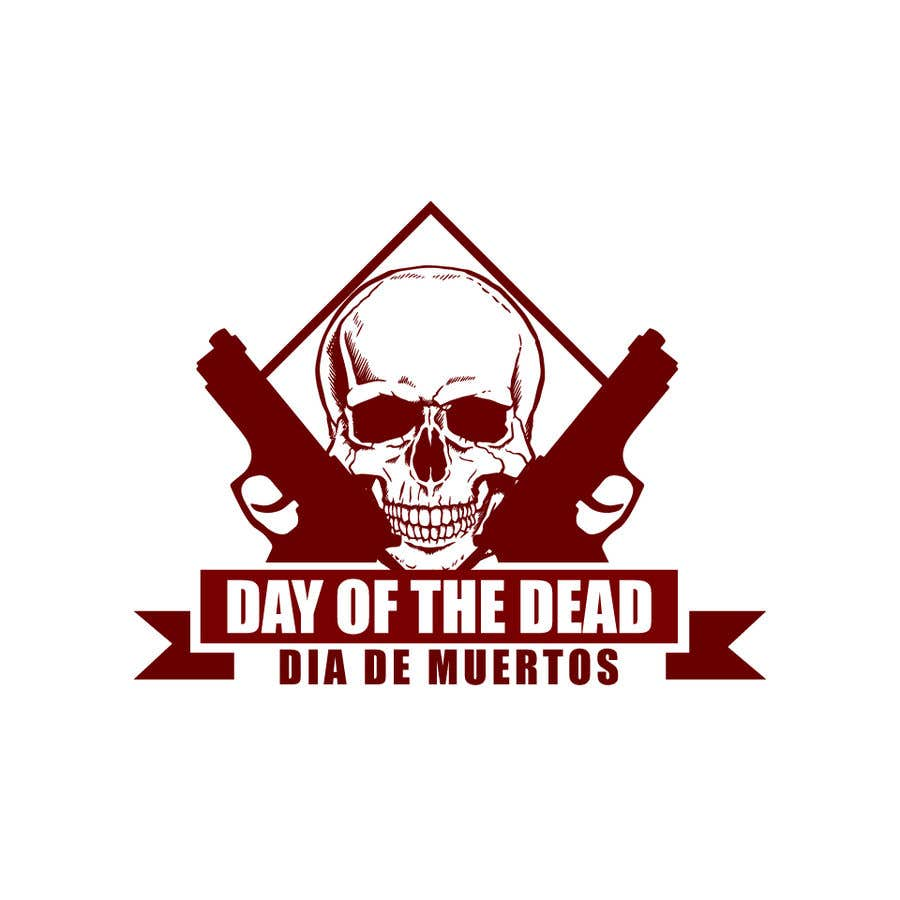 Proposition n°35 du concours Day of the Dead Logo Contest