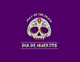 nº 37 pour Day of the Dead Logo Contest par JameelaAlSayyed