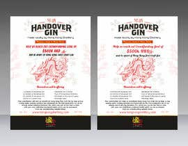 #63 for Design a crowdfunding pamphlet for Handover Gin by SaxenaKuldeep