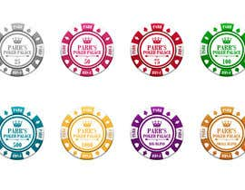 #9 for Family poker chip logo design by Exdrell