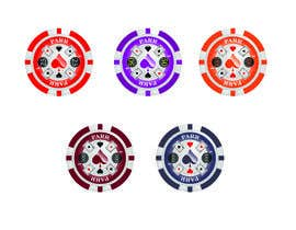 #14 for Family poker chip logo design by mehedyhasan707