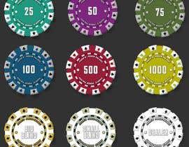 #11 Family poker chip logo design részére ortesRIO által