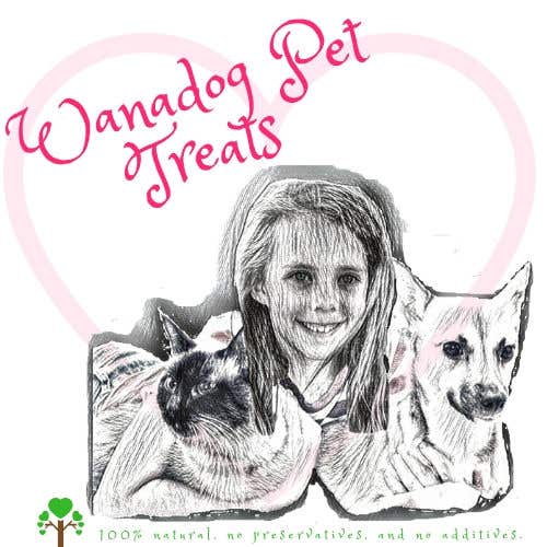 Contest Entry #44 for Logo for Wanadog Pet Treats