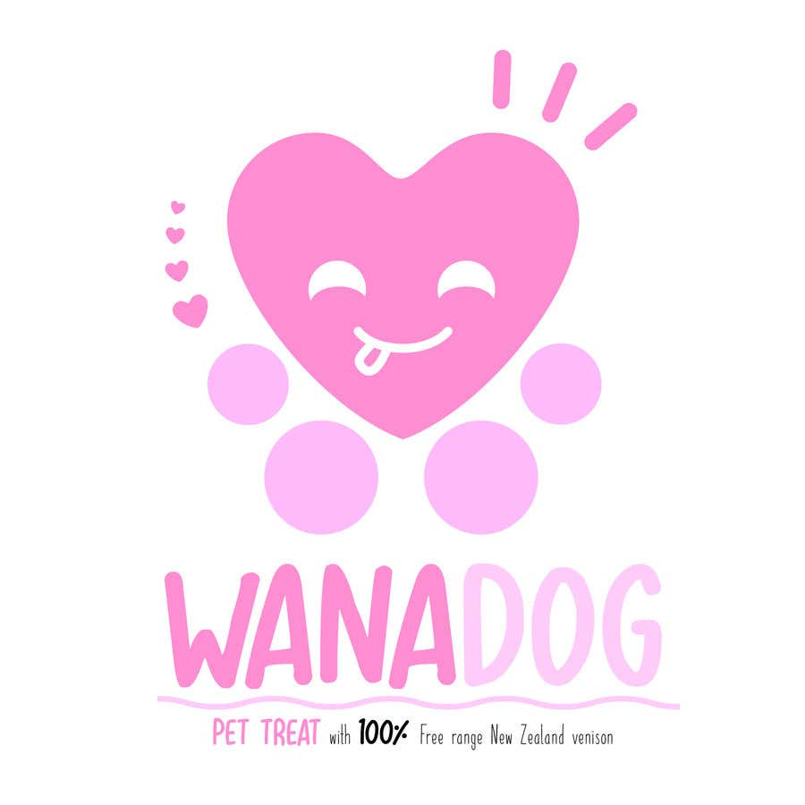Contest Entry #53 for Logo for Wanadog Pet Treats
