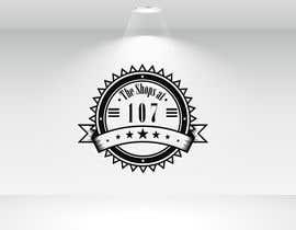 Nro 1175 kilpailuun The Shops at 107 needs a logo käyttäjältä PritopD