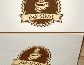 #128 para Logo Design for exclusive and popular cafeteria por polalanda